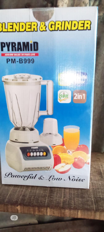 First Choice Blender | Kitchen Appliances for sale in Lagos Island, Lagos State, Nigeria