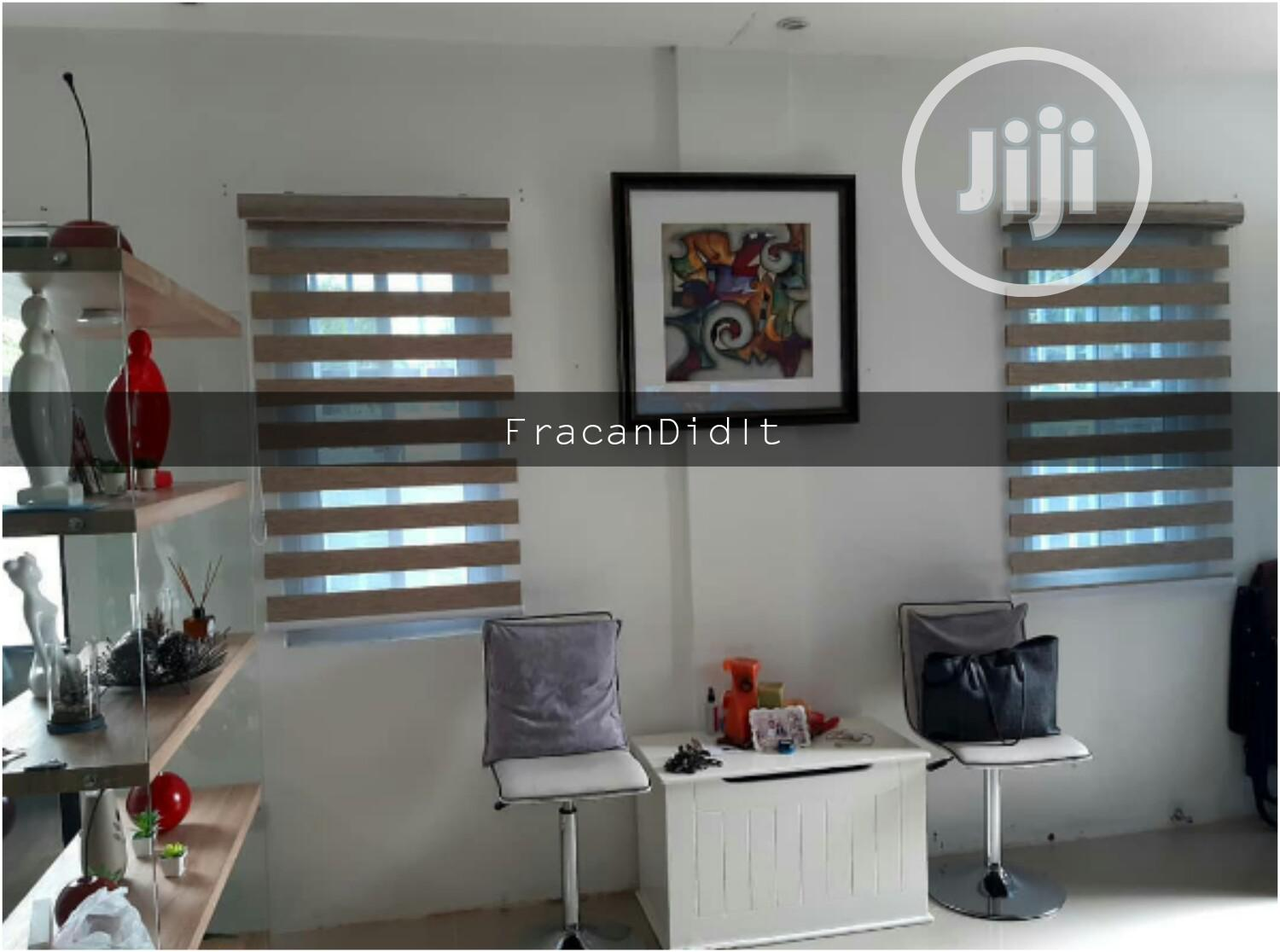 Trendy Window Blinds. Free Installation Within Abuja