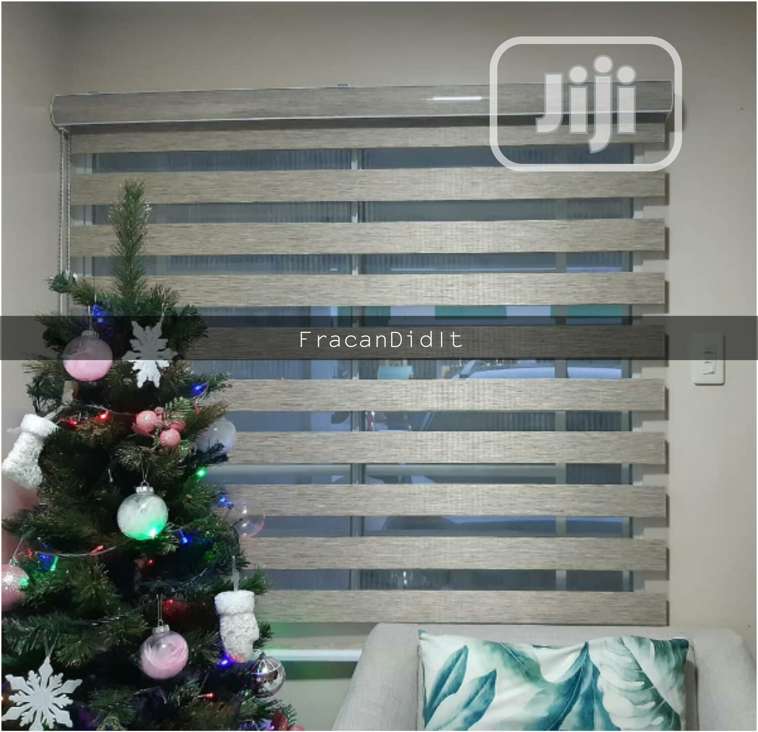 Window Blinds Professionals. Free Installation Within Abuja