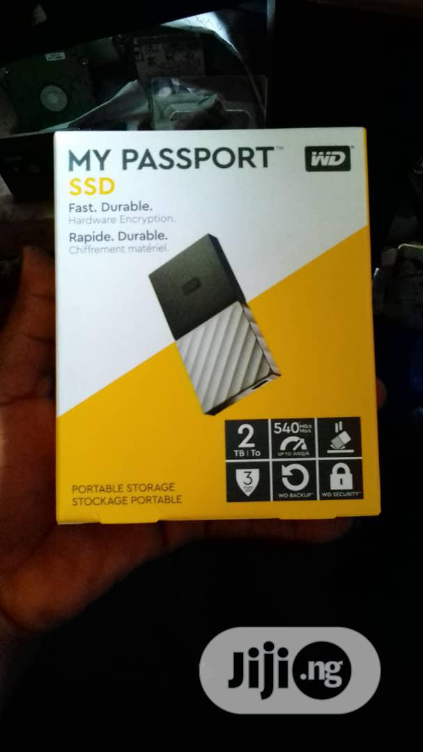 2tb Ssd WD | Computer Hardware for sale in Port-Harcourt, Rivers State, Nigeria