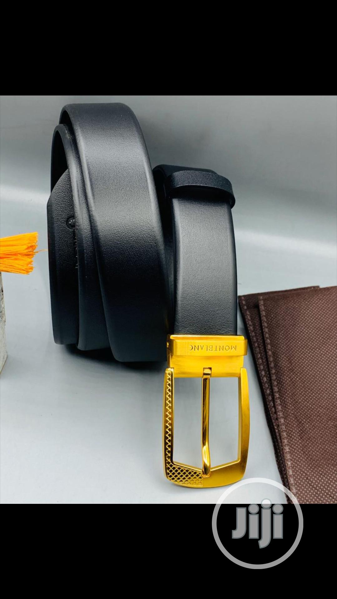 Leather Belt | Clothing Accessories for sale in Lagos Island, Lagos State, Nigeria