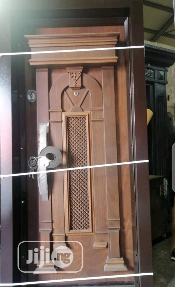 3ft Security Turkish Doors