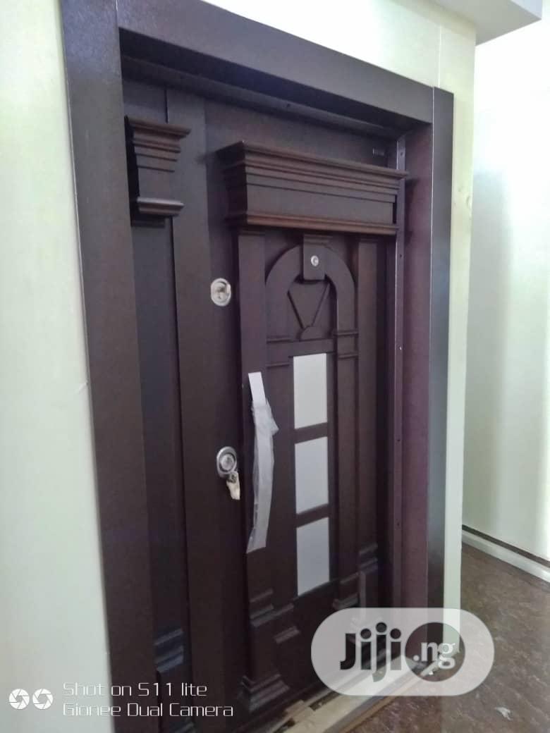4ft Luxury Turkish Security Door
