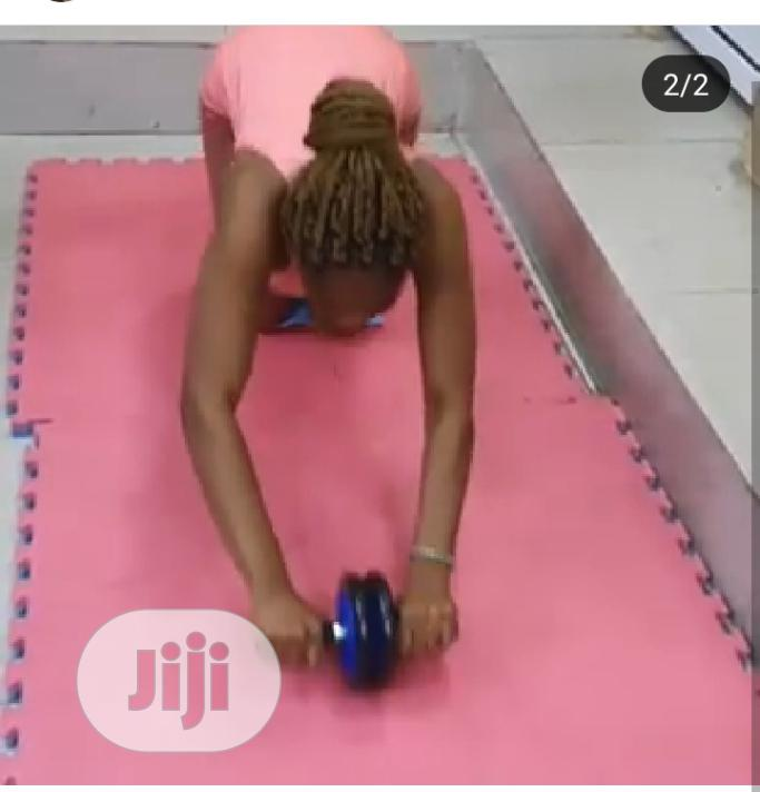 AB Wheel A.K.A Ab Roller | Sports Equipment for sale in Surulere, Lagos State, Nigeria