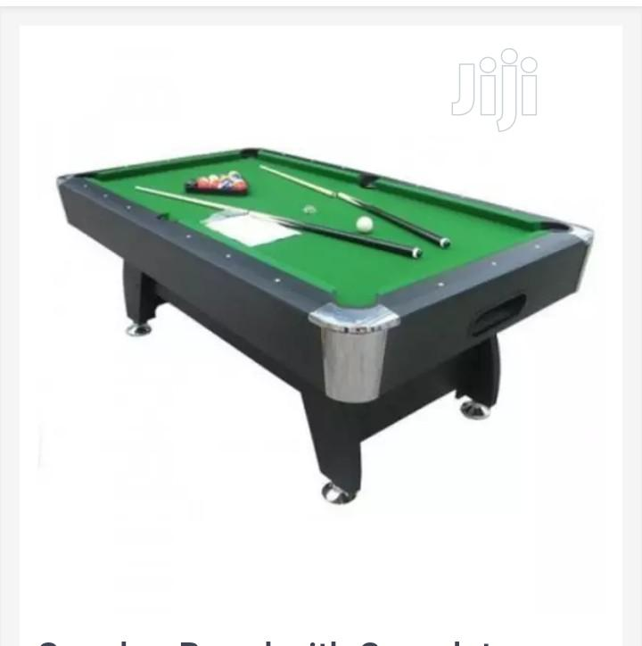 Brand New 8ft Snooker Table With Complet Acessories