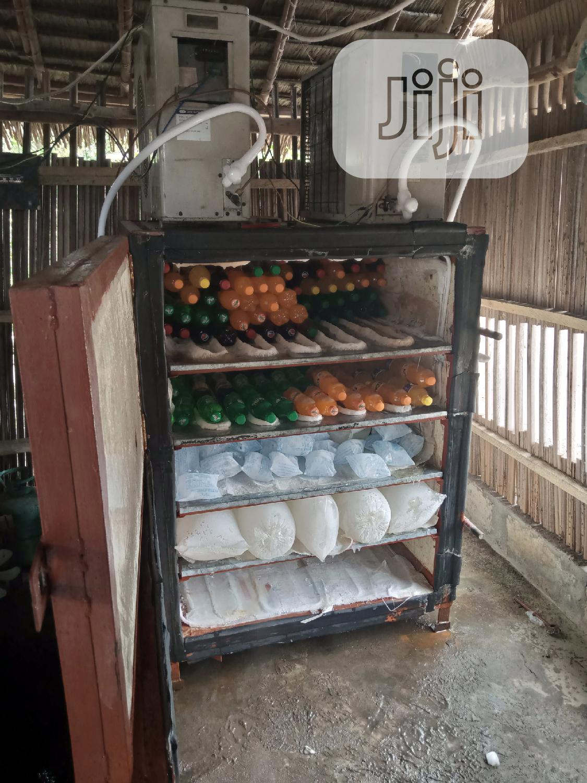 50pcs Iceblock Machine/Freezer Store