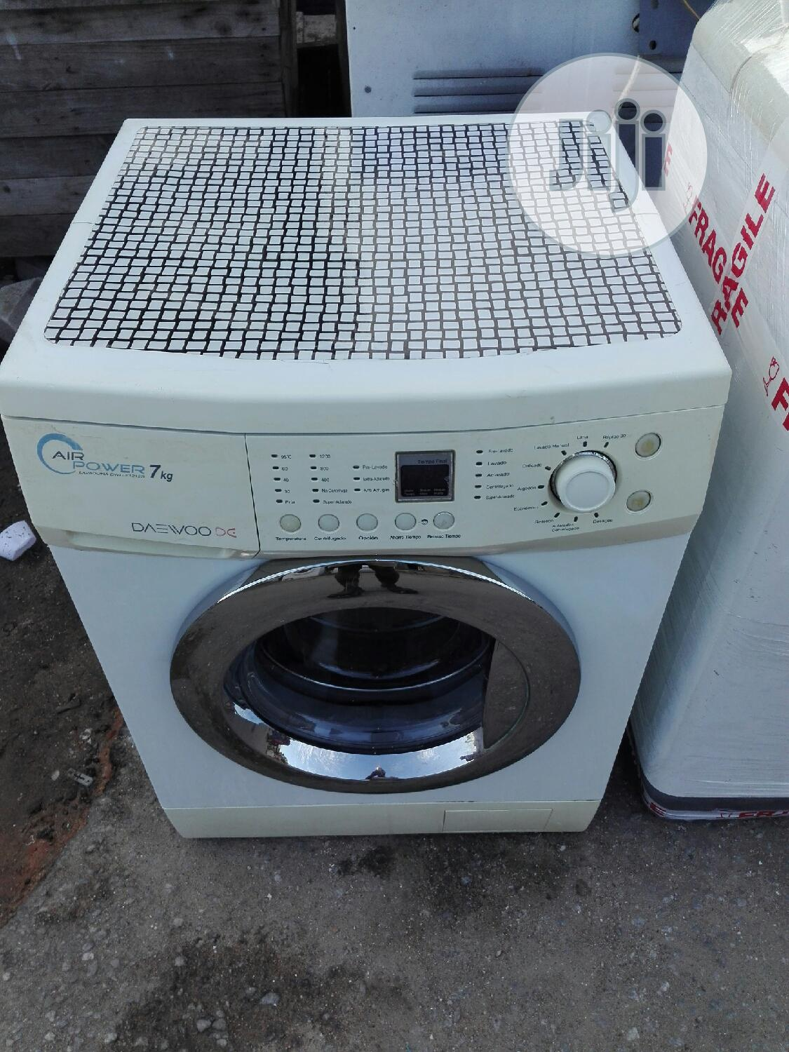 7kg Daewoo Washing Machine