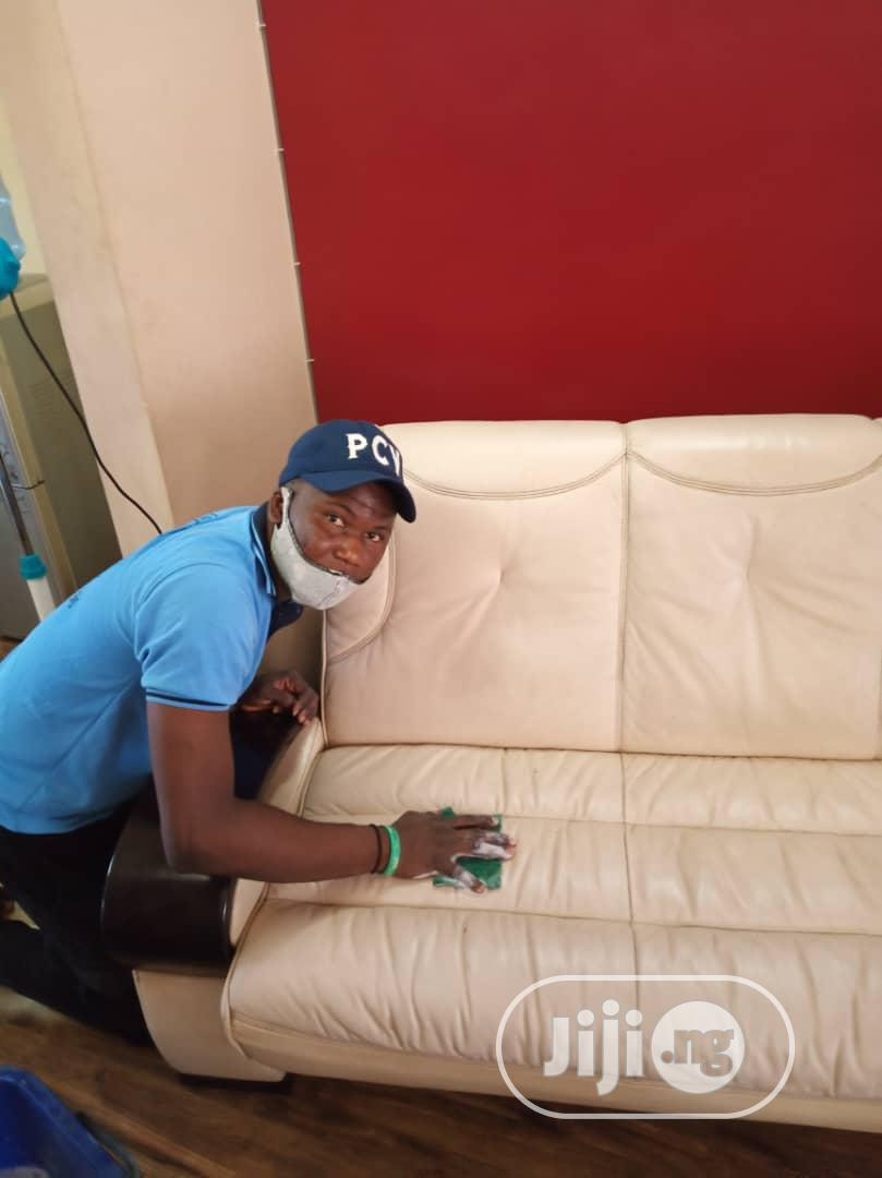 Archive: Dry Washing Of Upholstery
