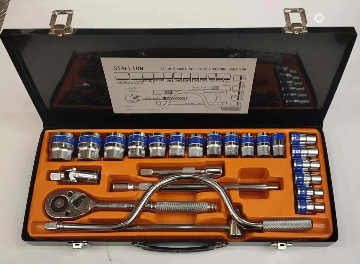 Socket Set | Hand Tools for sale in Lagos Island, Lagos State, Nigeria