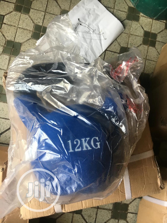 Premium Quality Kettle Dumbbell @ #1500 Per Kg