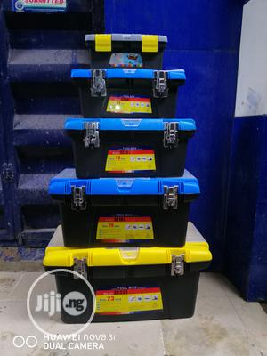 Plastic Tools Box Set | Hand Tools for sale in Lagos State, Apapa