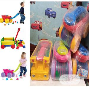 Tokunbo Uk Used Mega Blocks With Truck | Toys for sale in Lagos State, Ikeja