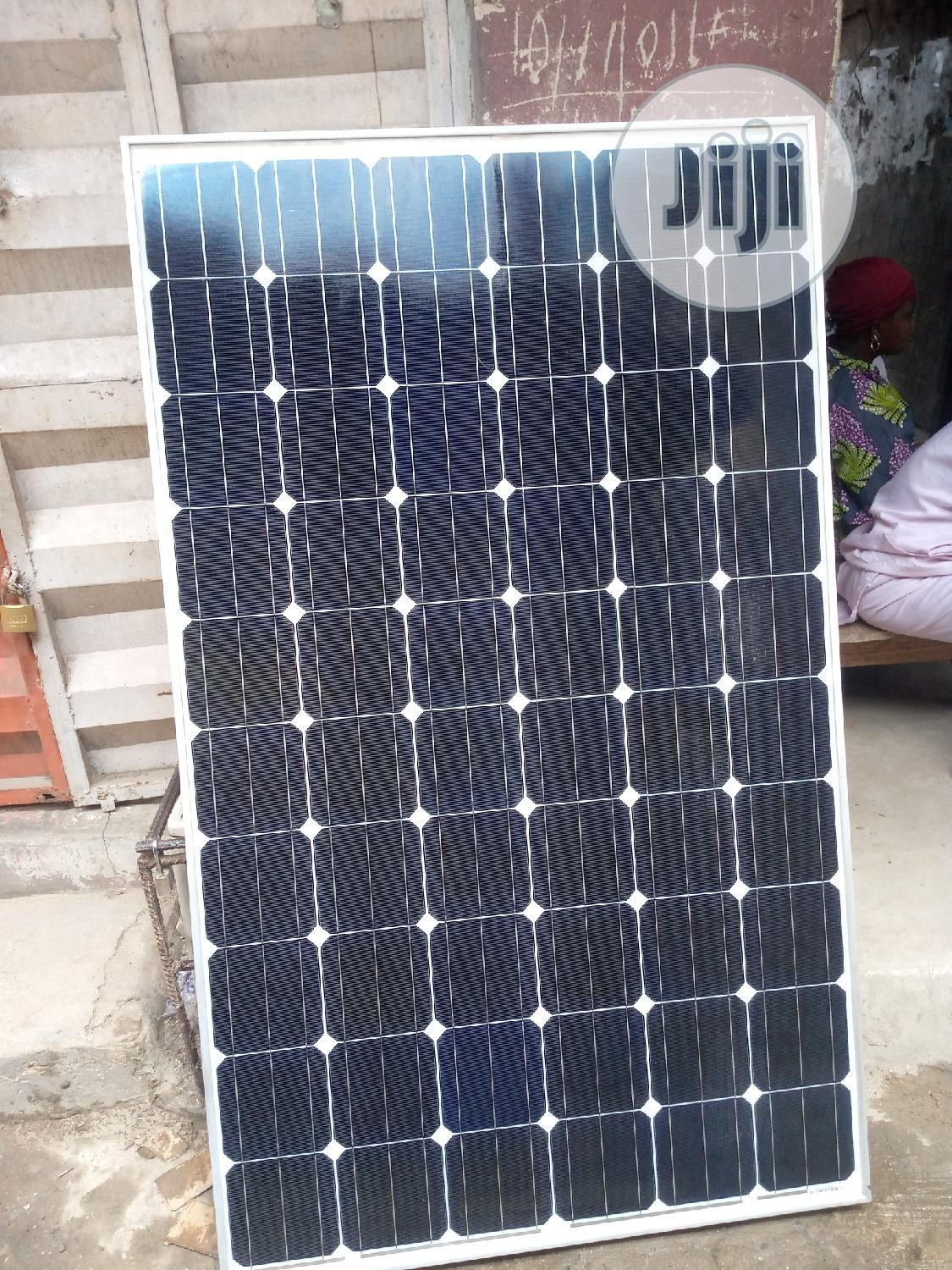Archive: 250 Watts Solar Panel