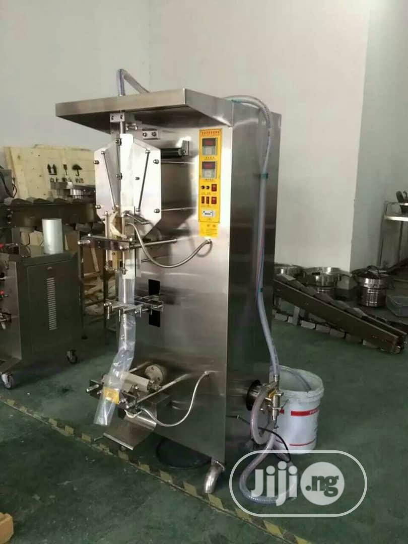 Complete Pure Water Making Machine