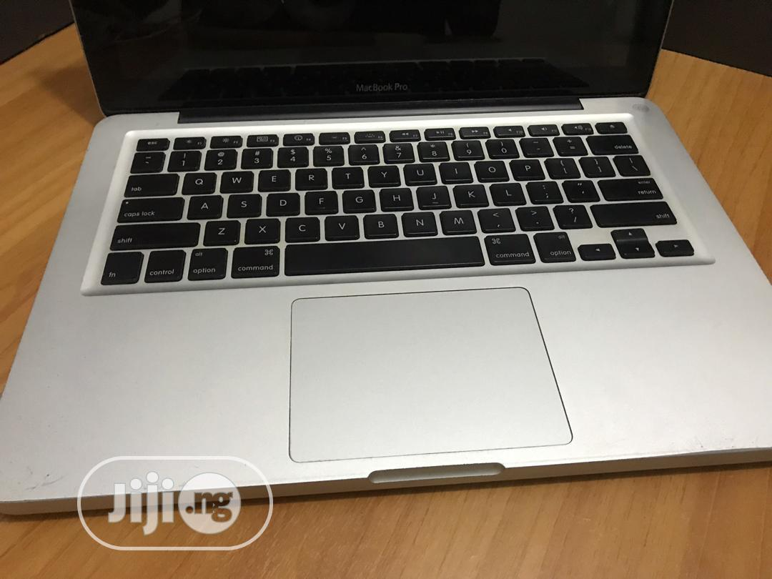 Laptop Apple MacBook Pro 4GB Intel Core I5 500GB | Laptops & Computers for sale in Surulere, Lagos State, Nigeria