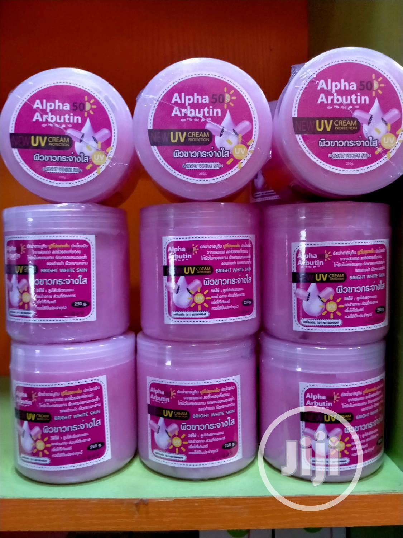 Alpha Arubutin Bright White Skin Cream