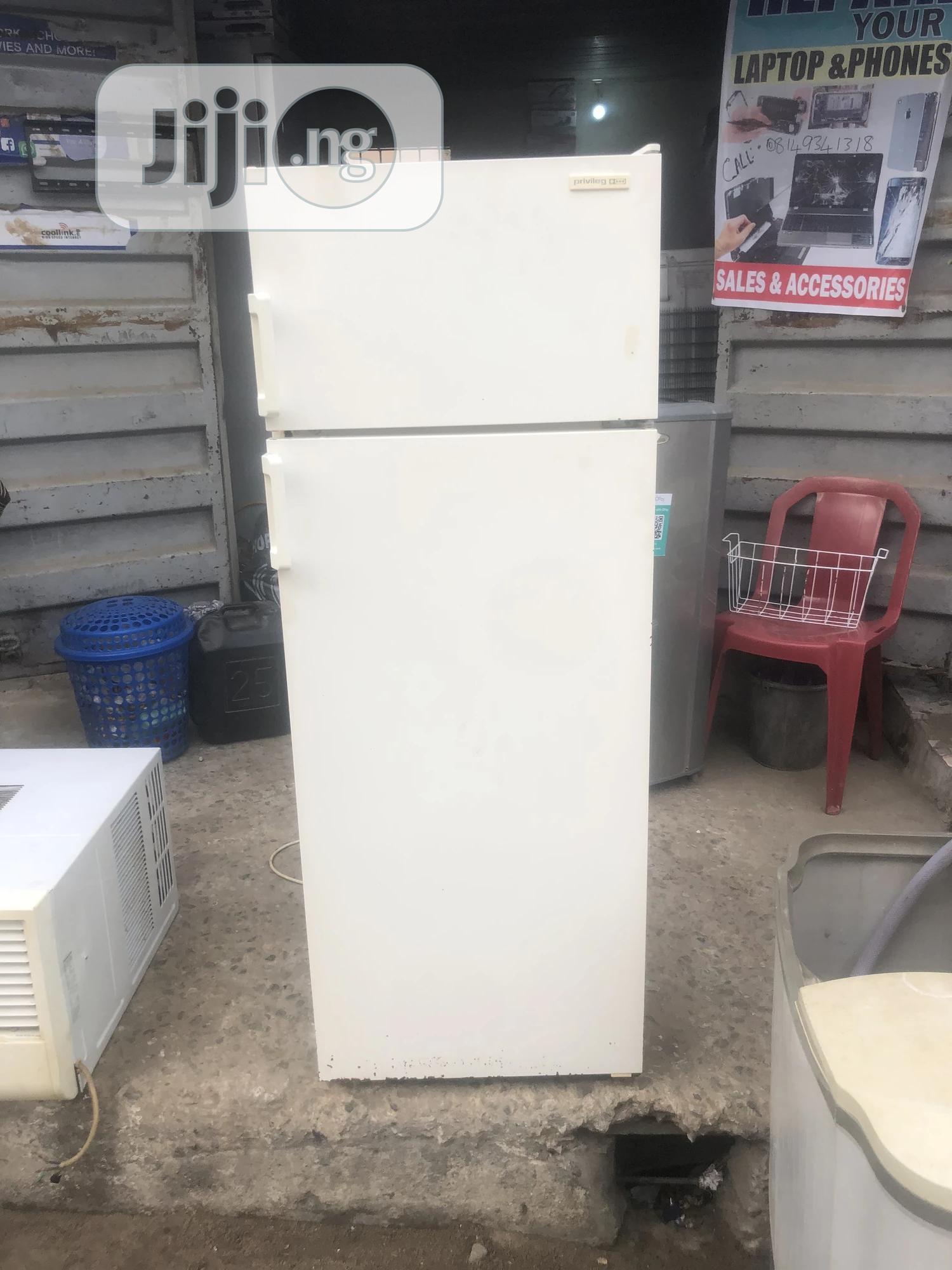 Tokunbo Double Door Refrigerator