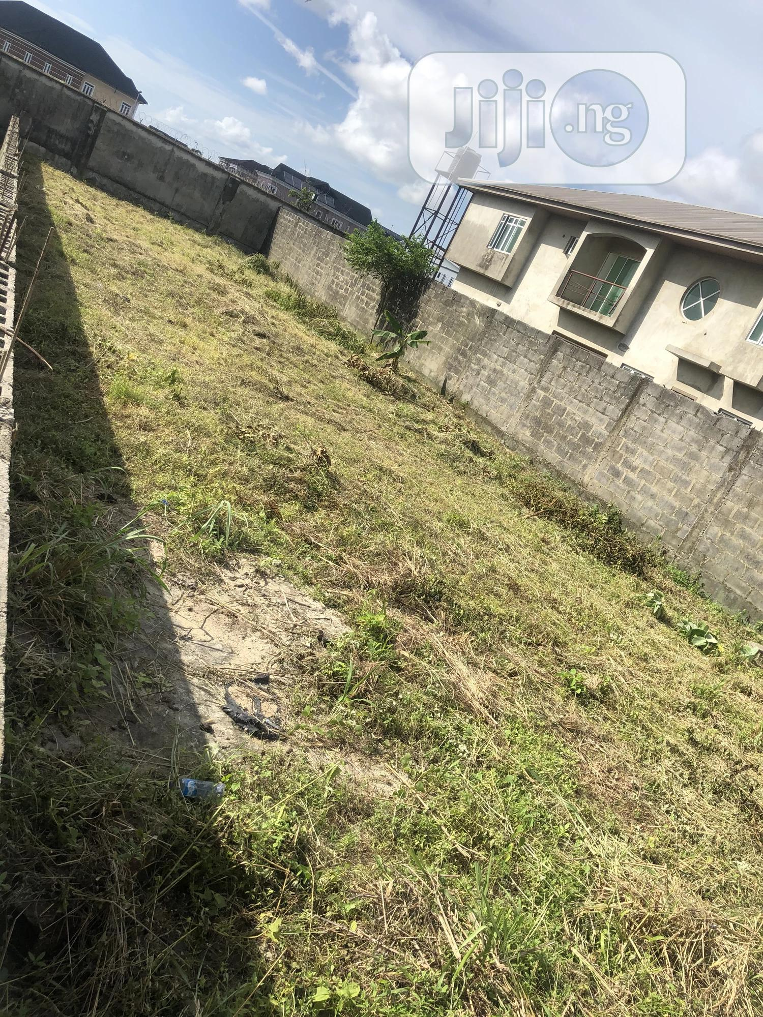 500sqm of land For Lease With Certificate Of Occupancy