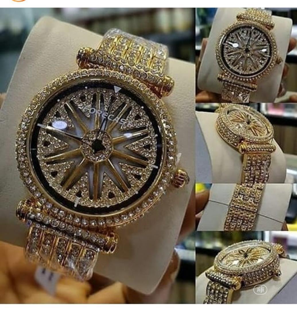 Designer Micheal Kors Wrist Watch With Bracelet