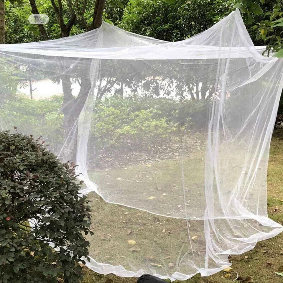 Travel Camping Mosquito Net Repellent Tent Insect Reject 4 Corner