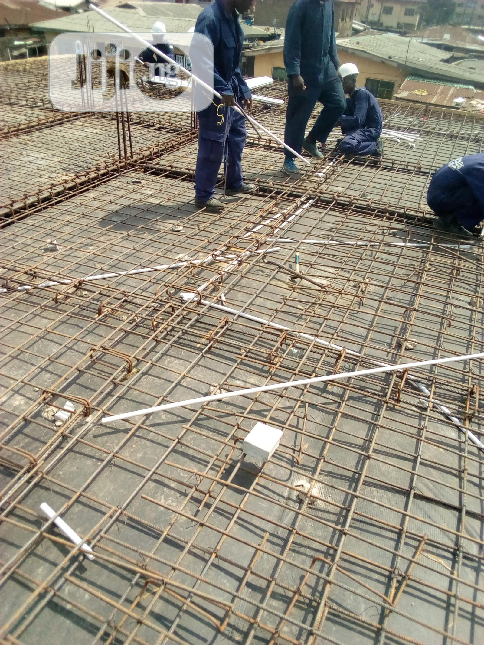 Archive: Laying Of Pipes For Decking
