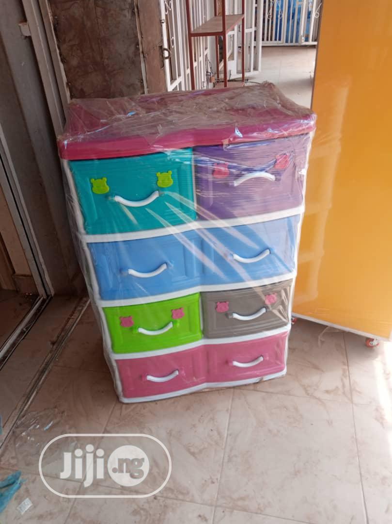 New Baby Cabinet (Plastic)