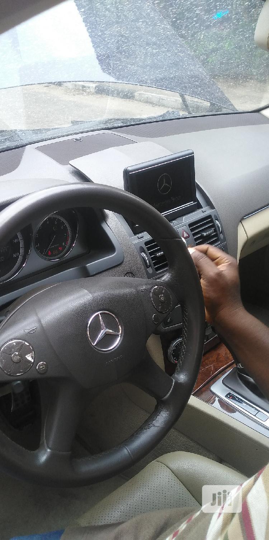 Archive: Mercedes-Benz C300 2011 Blue