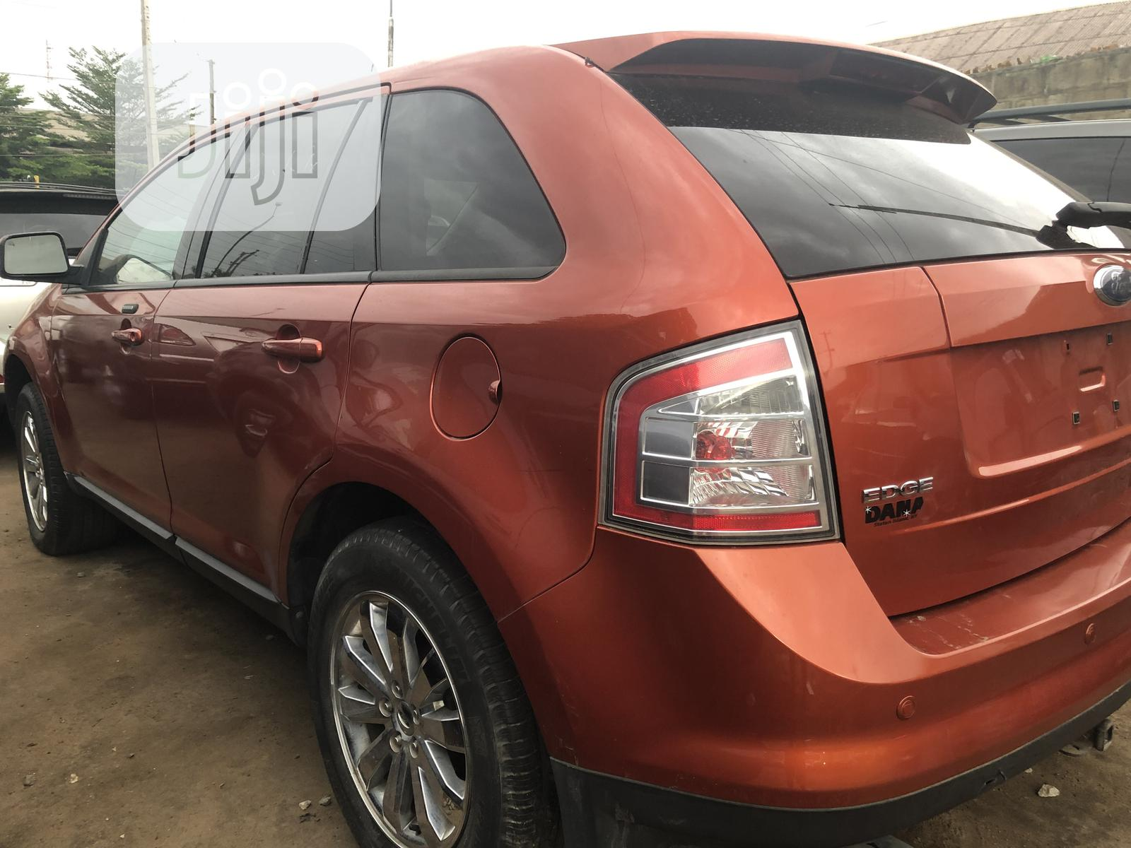 Ford Edge 2007 Brown | Cars for sale in Isolo, Lagos State, Nigeria
