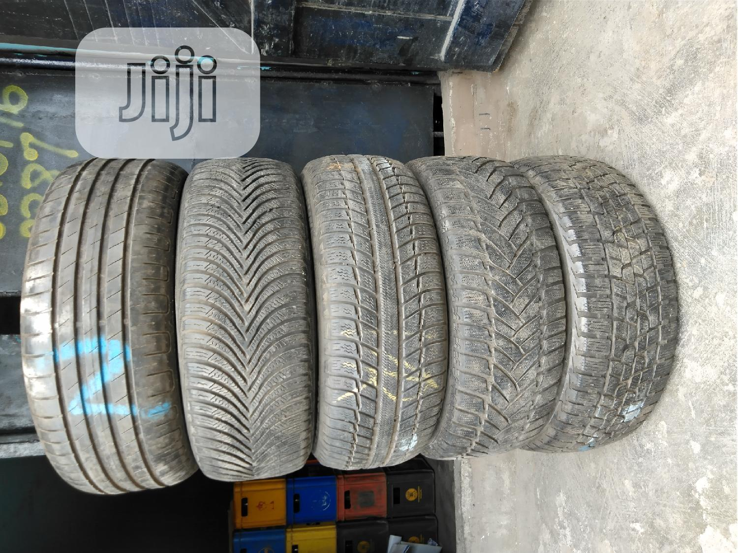 205/55R16. Tokunbo. Grade A. | Vehicle Parts & Accessories for sale in Shomolu, Lagos State, Nigeria