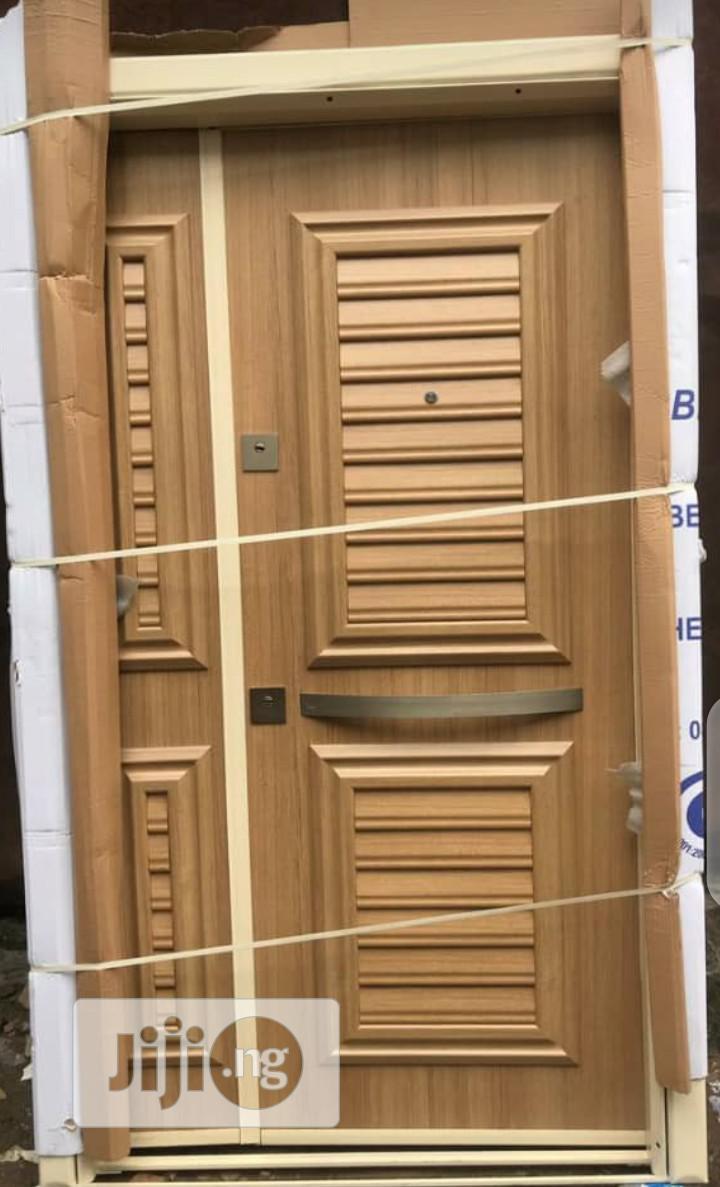 Turkey Door 4ft, Security Door