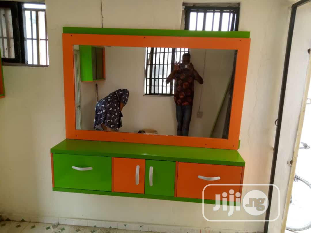 Saloon And Dressing Table