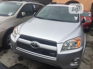 Toyota RAV4 2009 Limited V6 4x4 Silver | Cars for sale in Lagos State, Ikeja