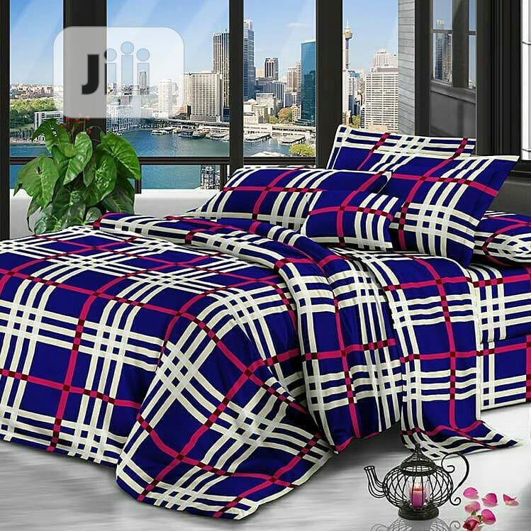 Quality Duvet With Bedspread Ad 4 Pillow Case