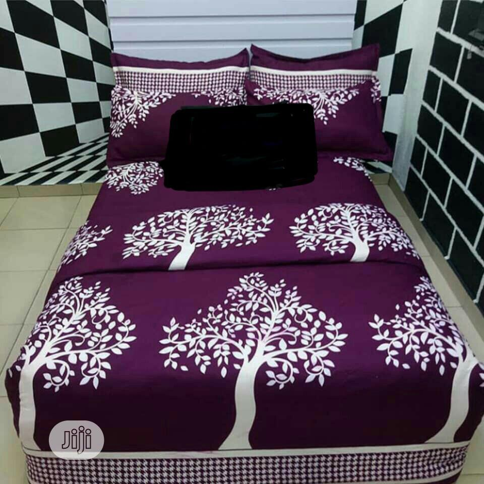 Quality Duvet With Bedspread Ad Pillow Case
