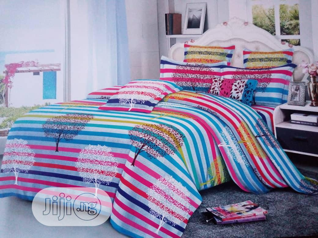 Quality Duvet With Bedspread Ad Pillow Case | Home Accessories for sale in Yaba, Lagos State, Nigeria