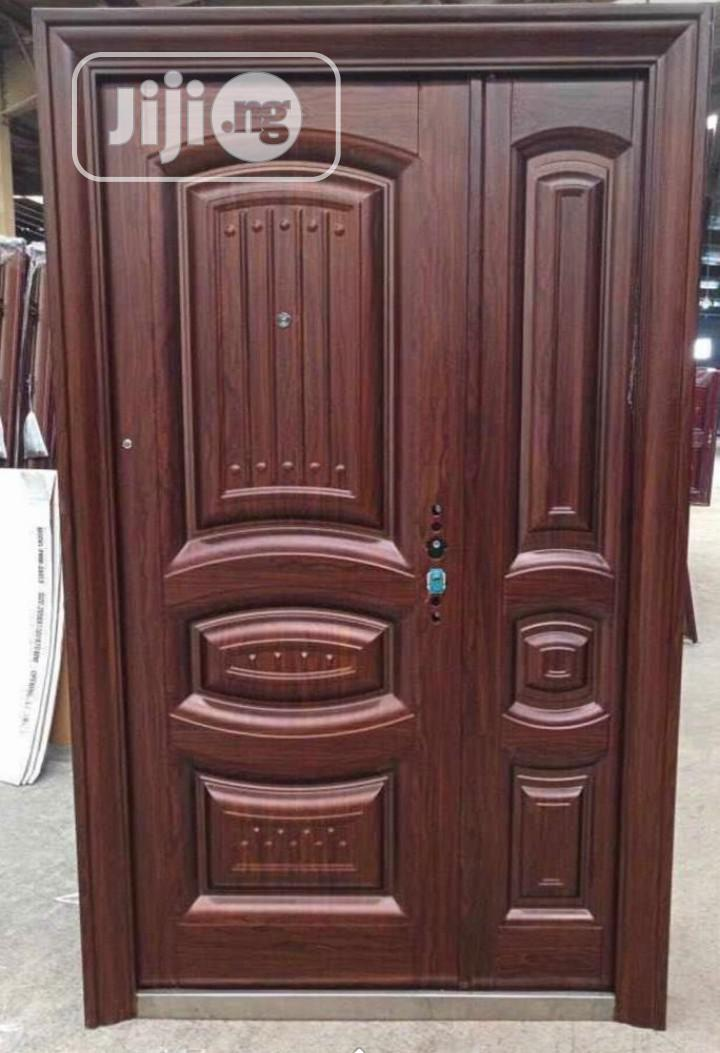 4ft German Steel Door | Doors for sale in Orile, Lagos State, Nigeria