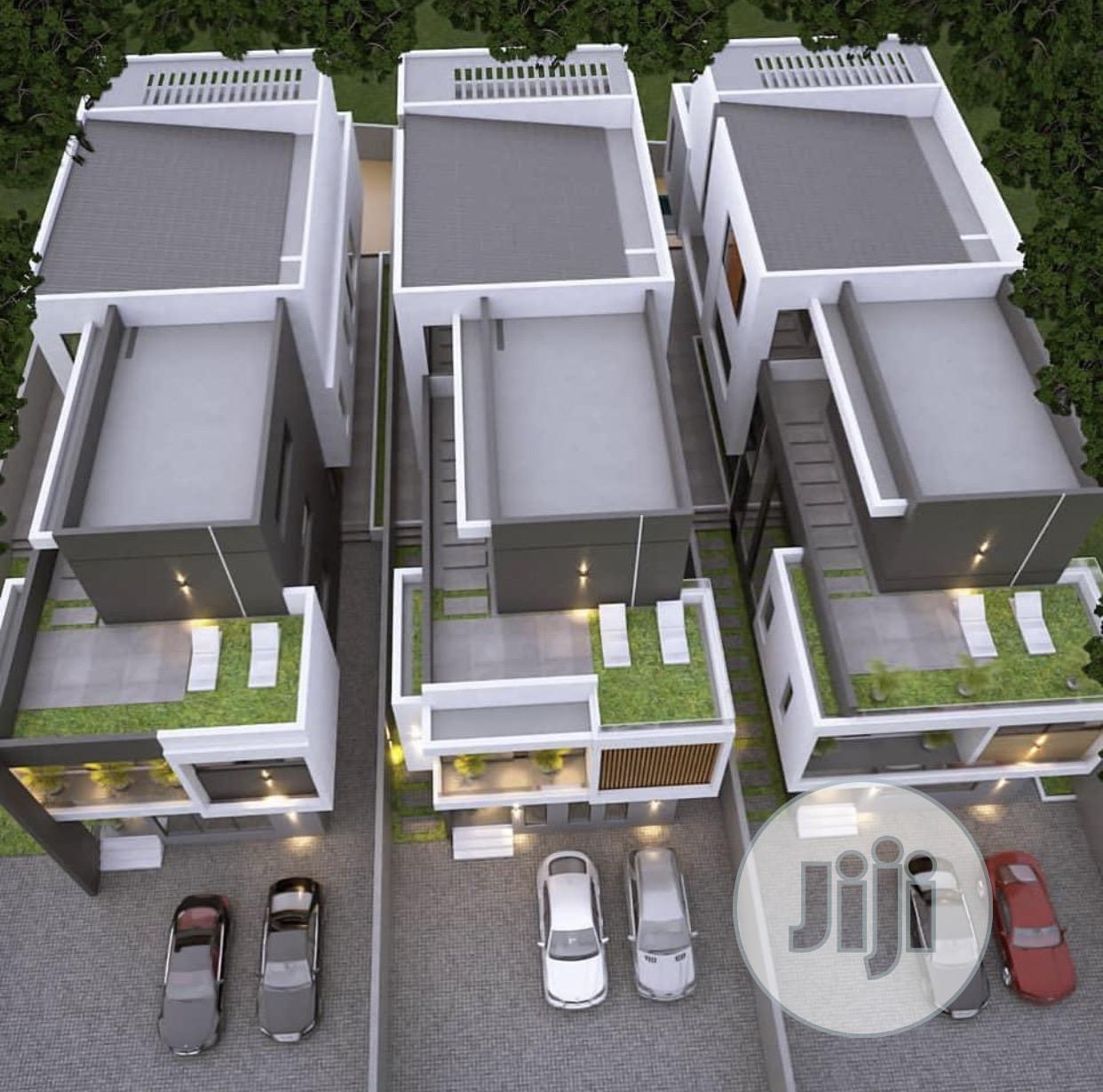 6 Unit Of Newly Built 5 Bedroom Duplex