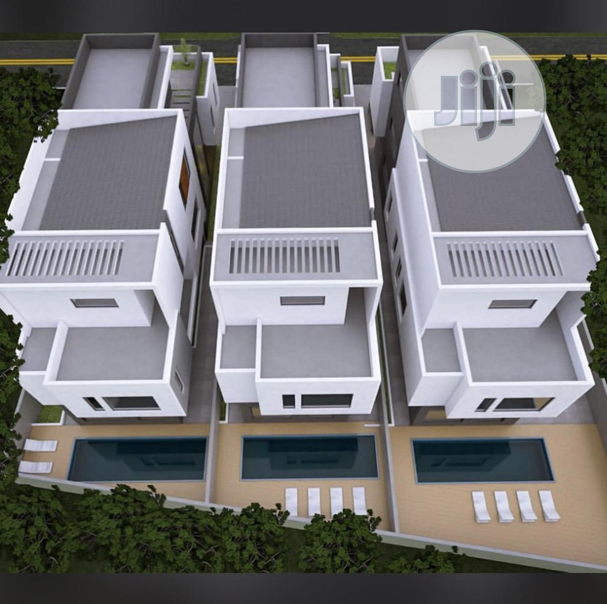 6 Unit Of Newly Built 5 Bedroom Duplex | Houses & Apartments For Sale for sale in Lekki, Lagos State, Nigeria