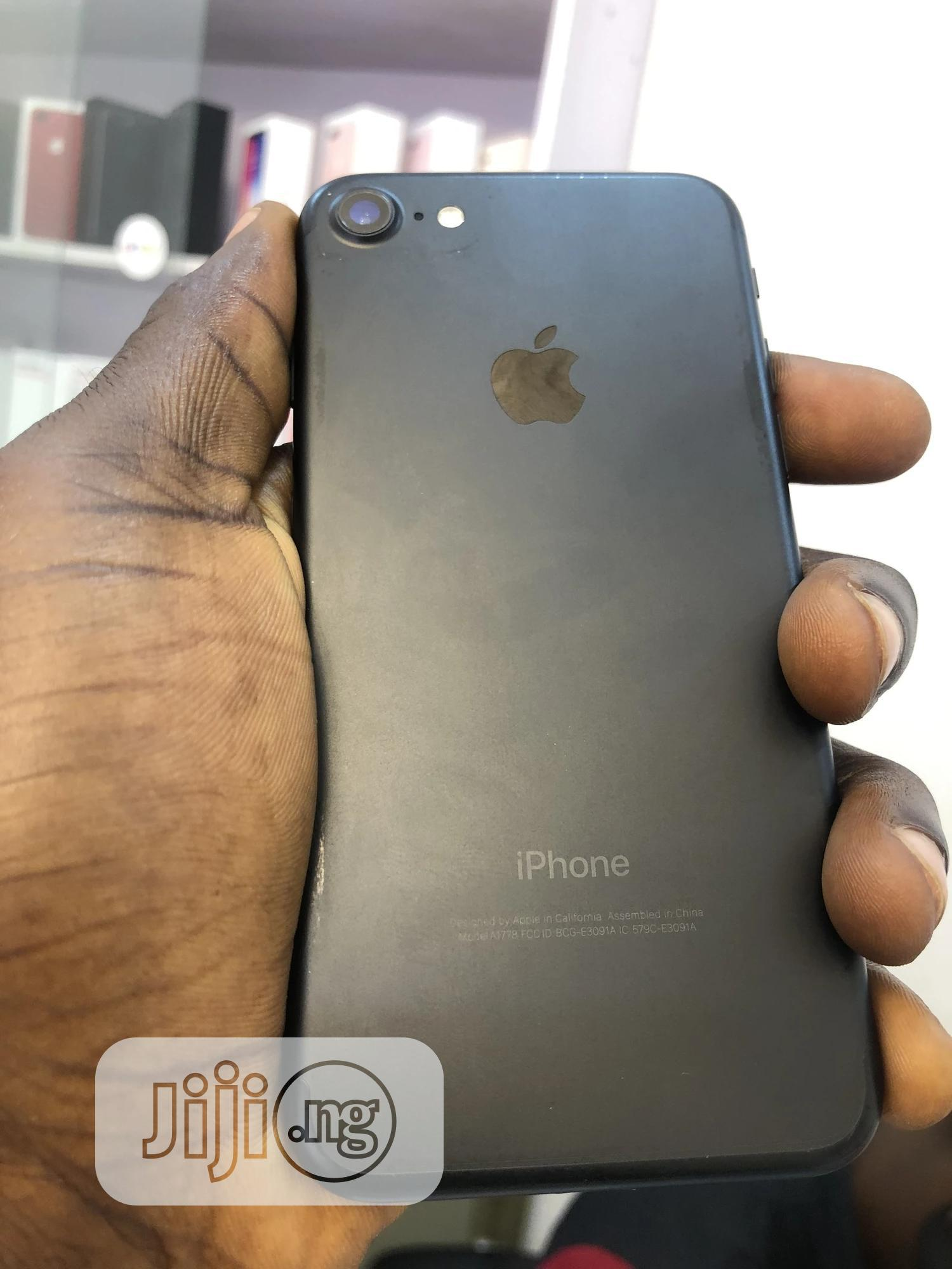 Apple iPhone 7 32 GB Black | Mobile Phones for sale in Wuse 2, Abuja (FCT) State, Nigeria