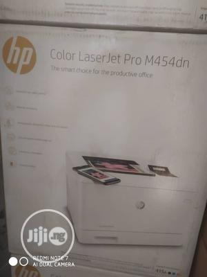 Hp Laserjet Pro 454 Nw Color Printer | Printers & Scanners for sale in Lagos State, Ikeja