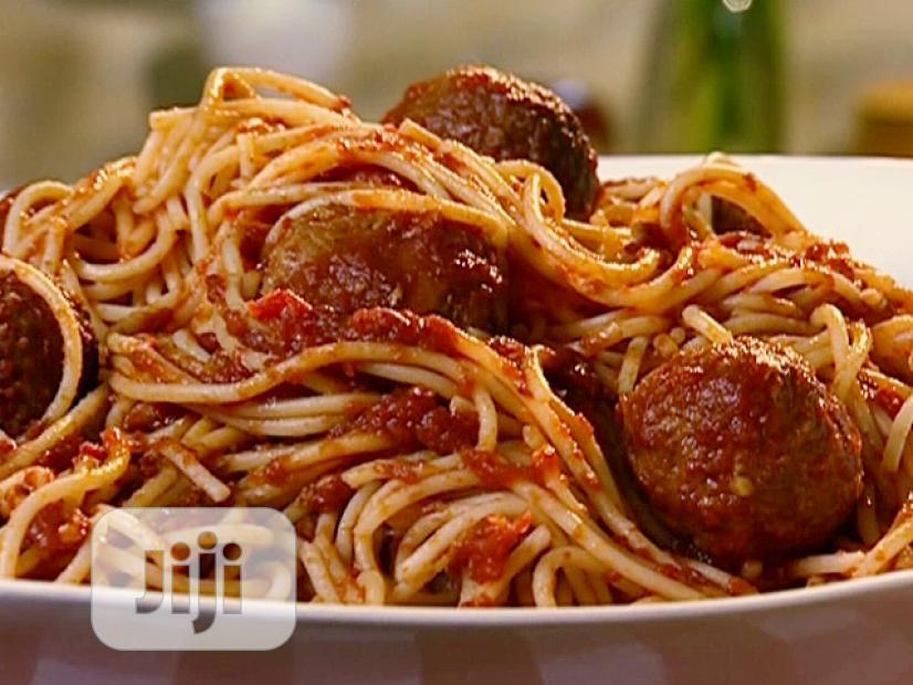 Spaghetti And Turkey