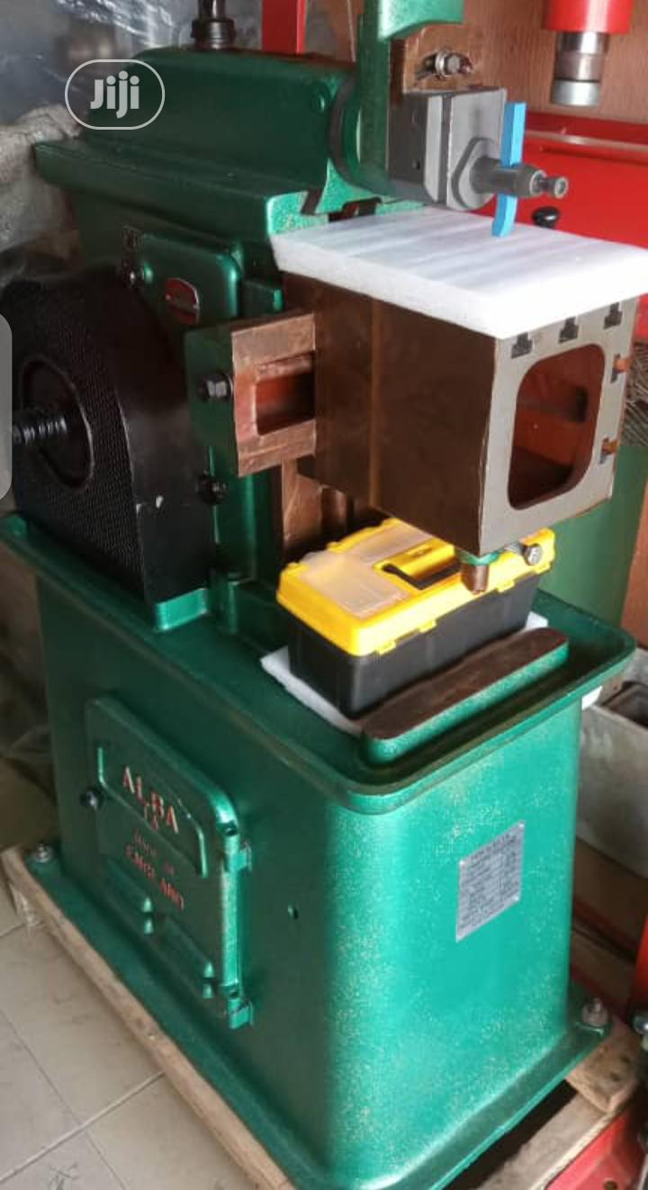 Industrial Shaping Machine