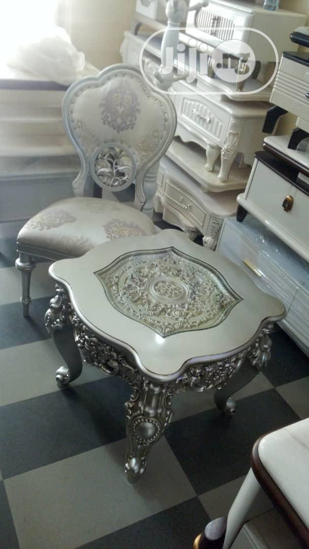 Durable Royal 2in1 Console Chairs and Table