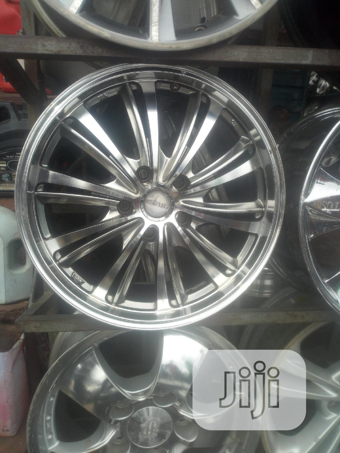 Archive: 17 Inches Wheel Polish Chrome