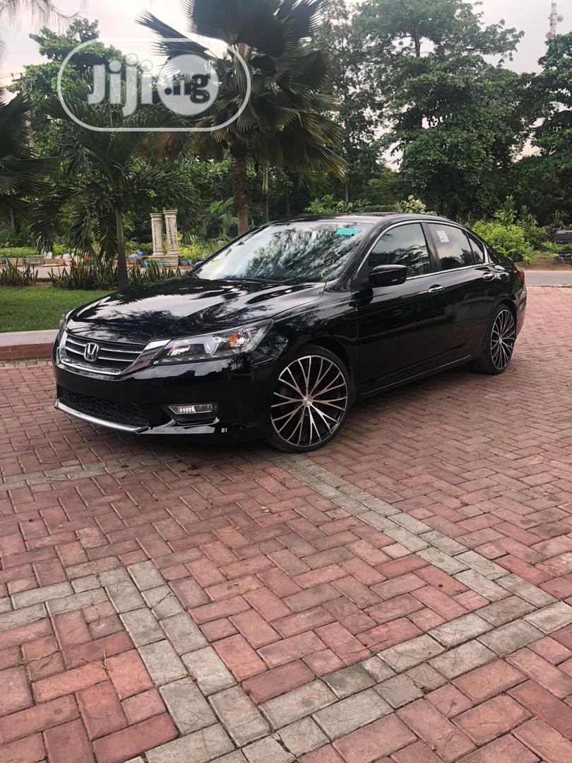 Honda Accord 2014 Black