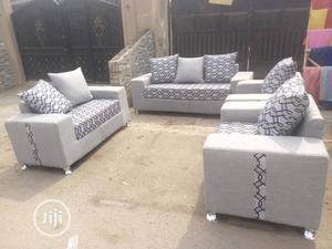 7seater Fabric Sofa | Furniture for sale in Lagos State, Ikeja