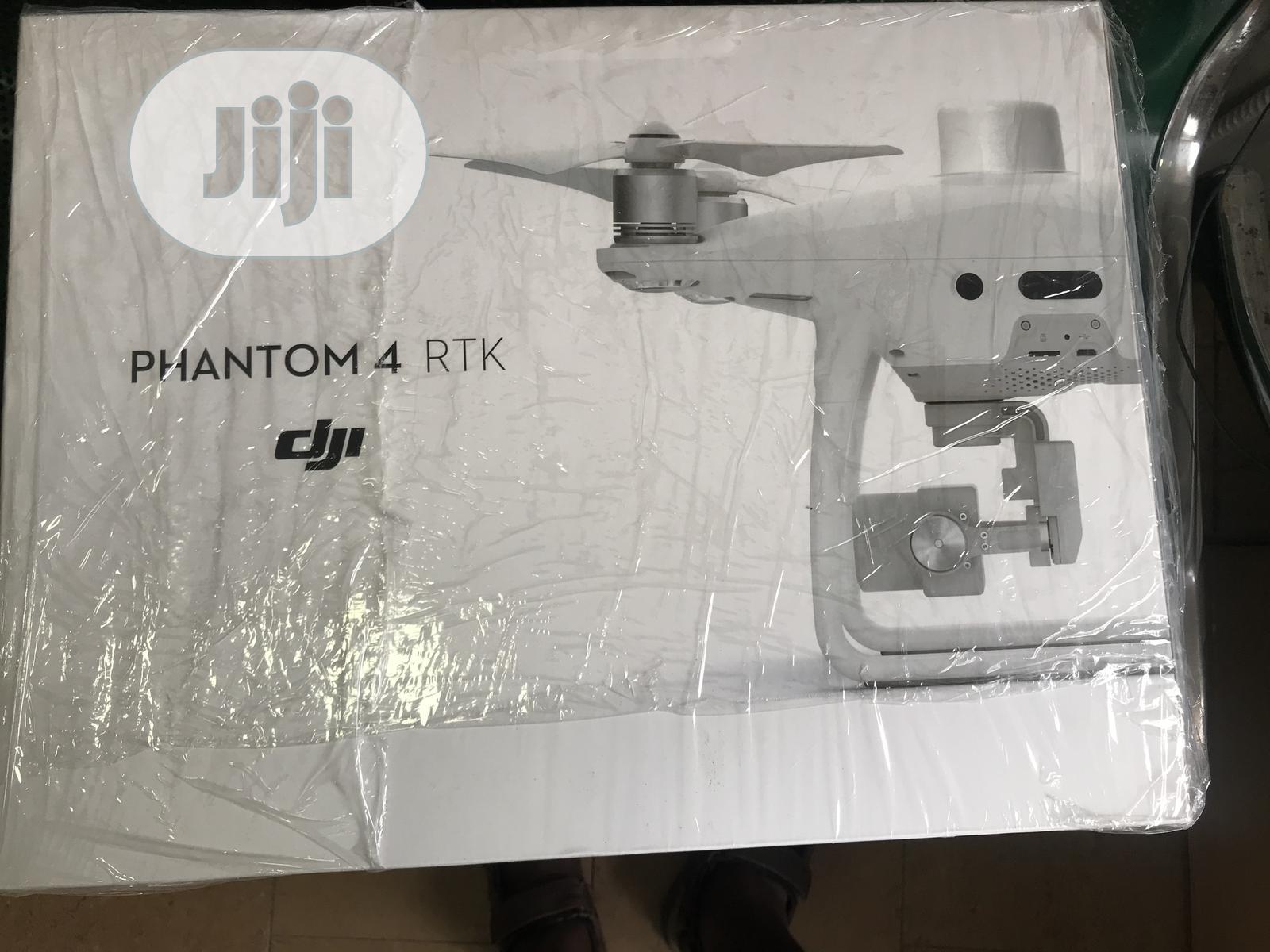 DJI Phantom 4 RTK Combo   Photo & Video Cameras for sale in Ikeja, Lagos State, Nigeria