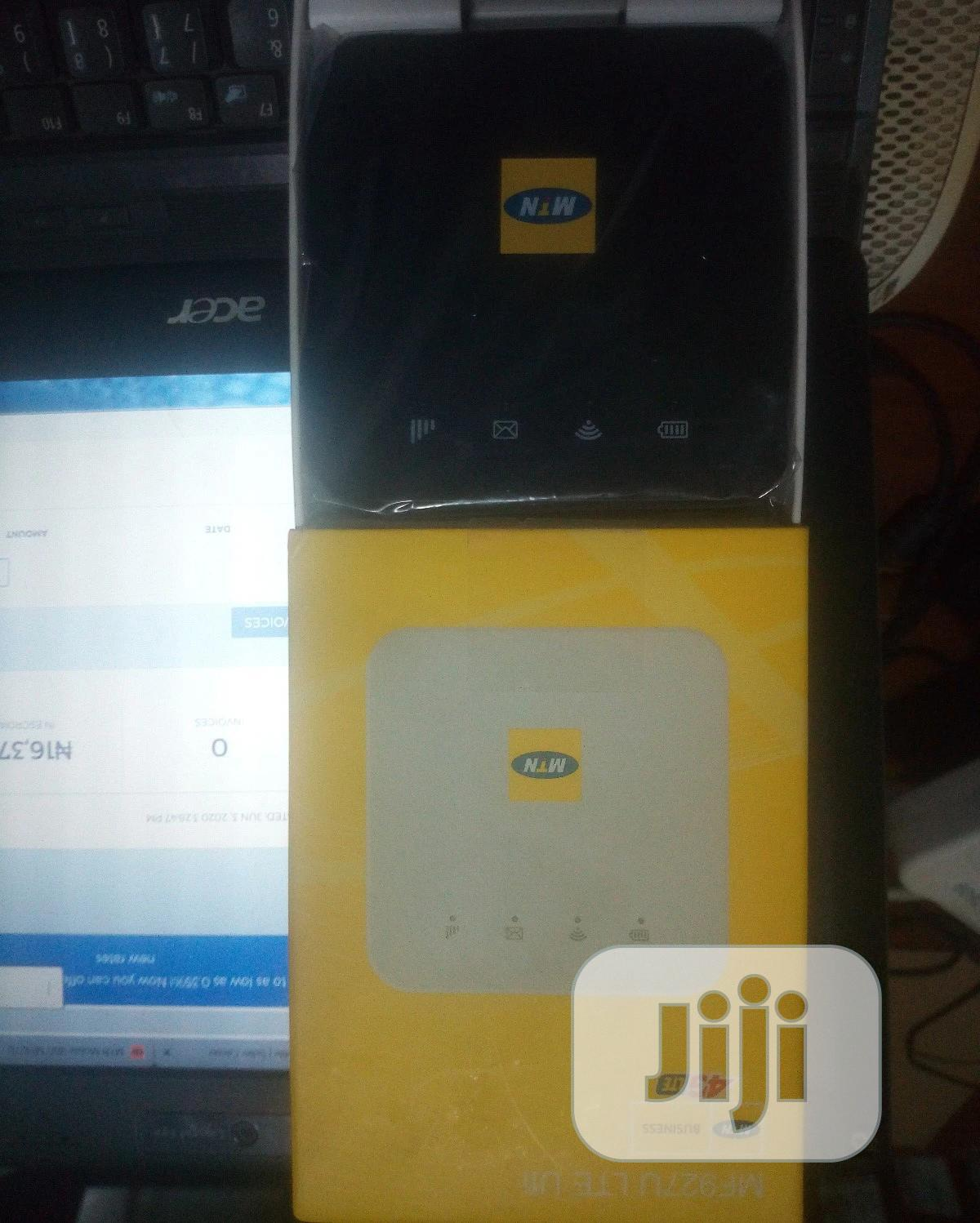 MTN 3G 4G Mifi   Networking Products for sale in Ikeja, Lagos State, Nigeria