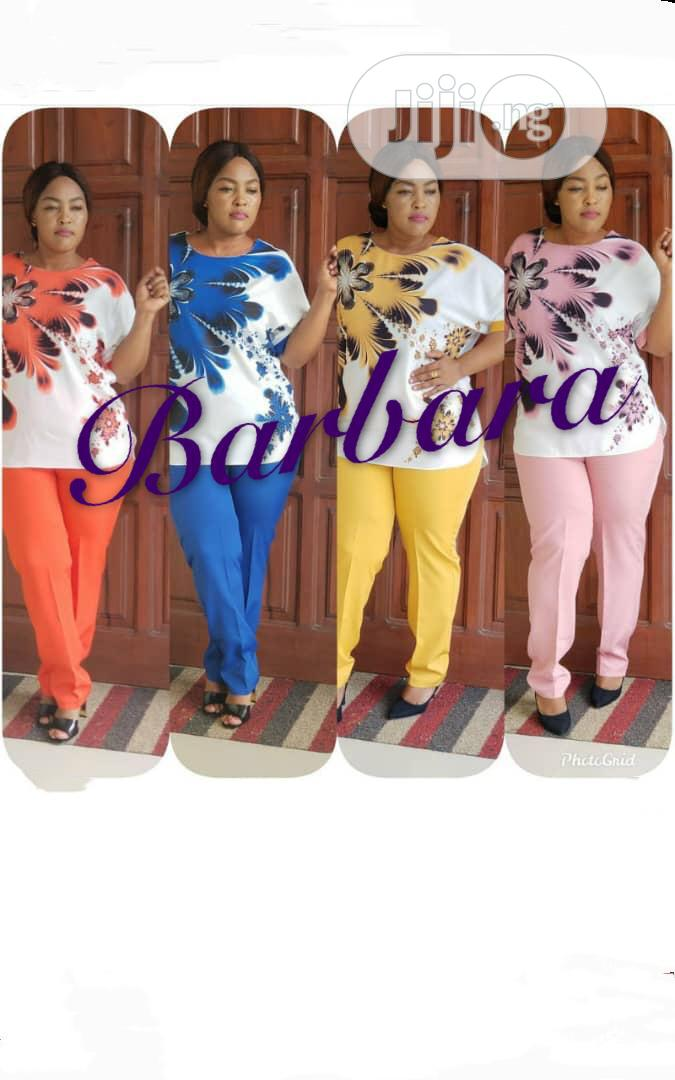 Elegant Top And Trousers | Clothing for sale in Apapa, Lagos State, Nigeria