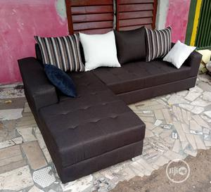 L-shaped Fabric Sofa | Furniture for sale in Lagos State, Lekki